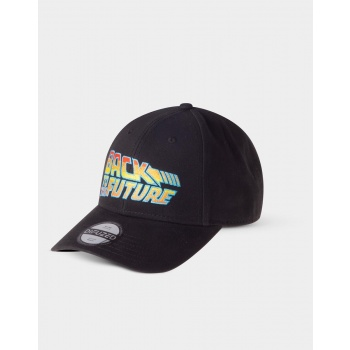 Universal - Back To The Future - Street Baseball Cap