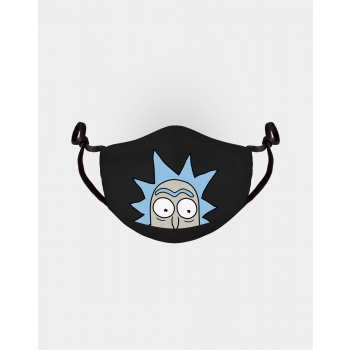 Rick & Morty - Adjustable shaped Facemask (1 Pack)
