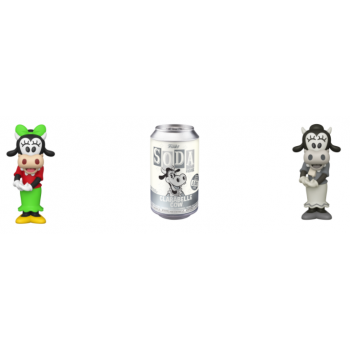 Funko Vinyl Soda Disney - Clarabelle Cow w/ Chase Assortment (5+1 chase figure)