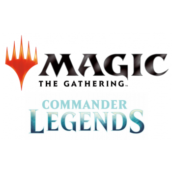 MTG - Commander Legends Draft Booster Display (24 Packs) - DE