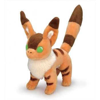 Ghibli - Castle in the Sky - Plush Fox Squirrel Standing 16cm