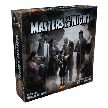 Masters of the Night - DE