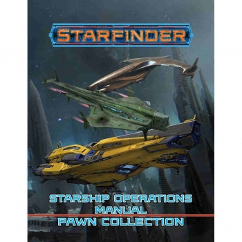 Starfinder Pawns: Starship Operations Manual Pawn Collection - EN