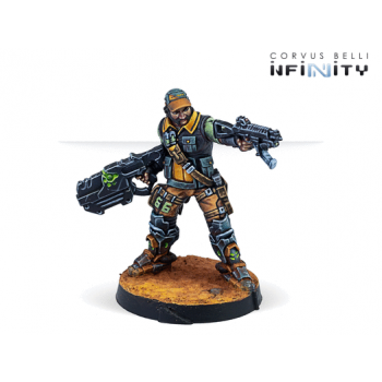 Infinity - Monstruckers (Submachine Gun) - EN