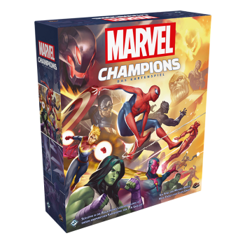Marvel Champions: The Card Game Grundspiel - DE