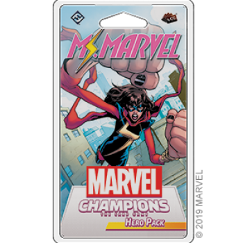 Marvel Champions: The Card Game - Ms. Marvel Erweiterung - DE