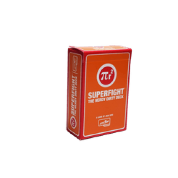 Superfight Nerdy Dirty Deck - EN