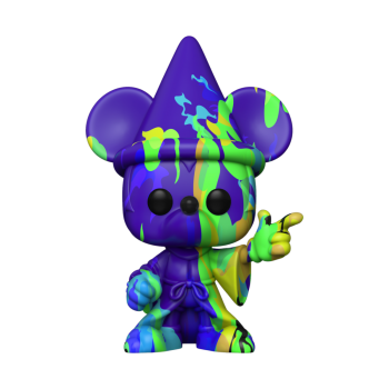 Funko POP! POP Disney:Fantasia80th - Mickey #2 (Artist Series) w/ Pop Protector