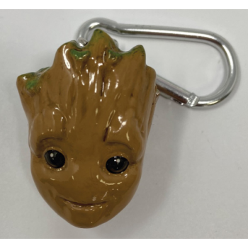 3D Polyresin Keychain - The Guardians of the Galaxy (Baby Groot)