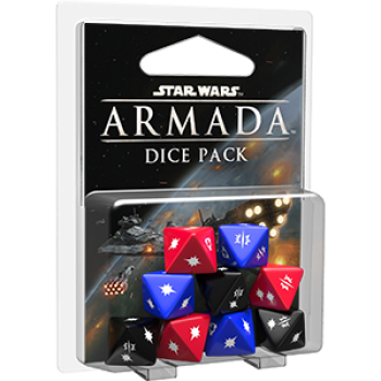 FFG - Star Wars: Armada - Dice Pack - EN