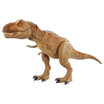 Jurassic World Roaring battle action T-Rex