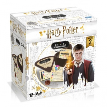 Trivial Pursuit Harry Potter Vol. 2 - DE