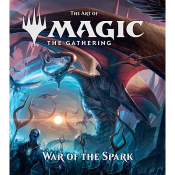 MTG - The Art of Magic: The Gathering - War of the Spark - EN