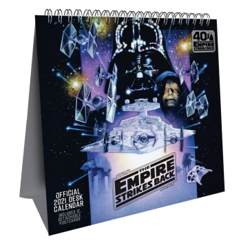 Danilo Calendar - Star Wars Post Card Desk Easel