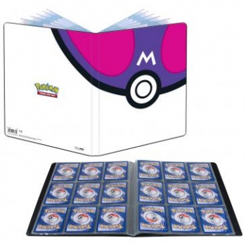 UP - 9-Pocket Portfolio Pokémon Master Ball
