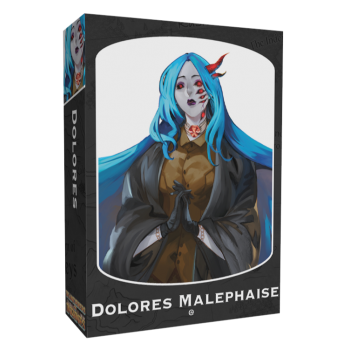 BattleCON - Dolores Malephaise Cal Solo Fighter - EN