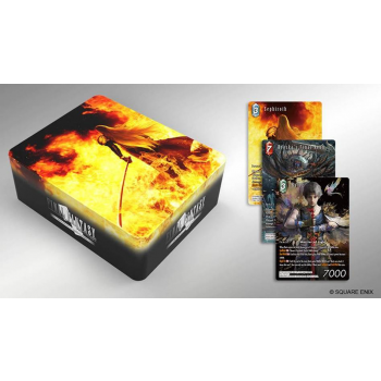Final Fantasy TCG - Tin Gift Set Volume 2 - DE