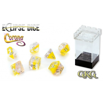 Eclipse Dice Corona (7 Dice Set)