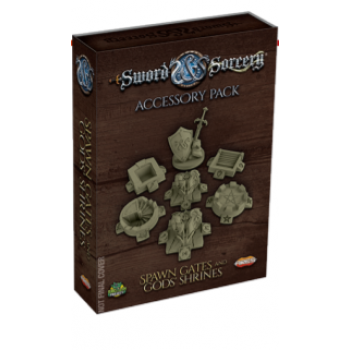 Sword & Sorcery - Spawn Gates and Gods' Shrines - EN