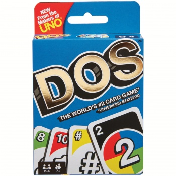 DOS Card Game