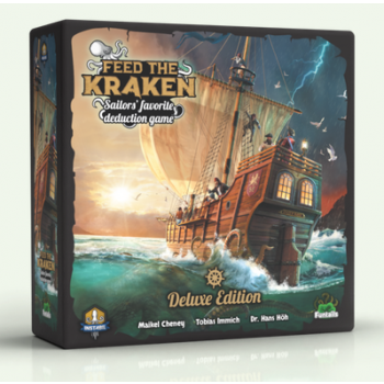 Feed the Kraken Deluxe Edition - DE/EN