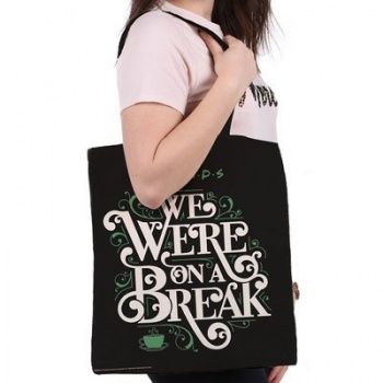 GBEye Tote Bags - FRIENDS Break