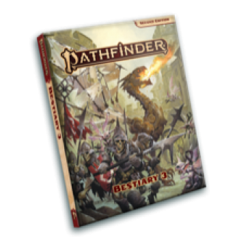 Pathfinder RPG Bestiary 3 Pocket Edition (P2) - EN