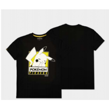 Pokémon - Embarrassed Pika - Men's Short Sleeved T-shirt