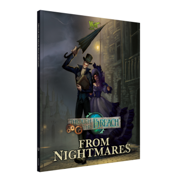 Malifaux 3rd Edition - From Nightmares - EN