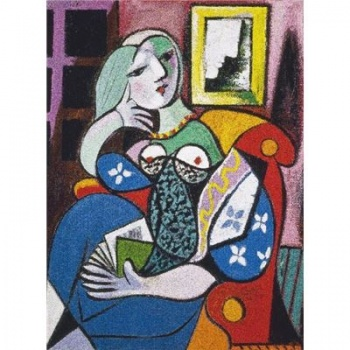 Puzzle - Picasso, Frau mit Buch (1000)