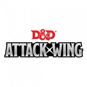 Attack Wing: Dungeons & Dragons Wave 7 Warrior Expansion Pack
