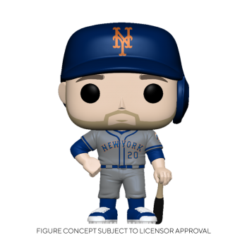 Funko POP! MLB: Mets- Pete Alonso (Road Uniform) Vinyl Figure 10cm