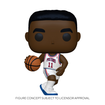 Funko POP! NBA: Legends - Isiah Thomas(Pistons Home) Vinyl Figure 10cm