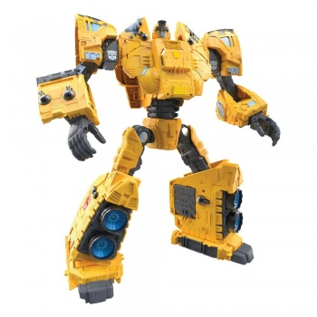 Transformers Generations War for Cybertron: Kingdom Titan Class Action Figure Autobot Ark 48 cm