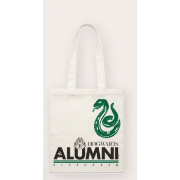 Harry Potter - Alumni Slytherin Tote Bag