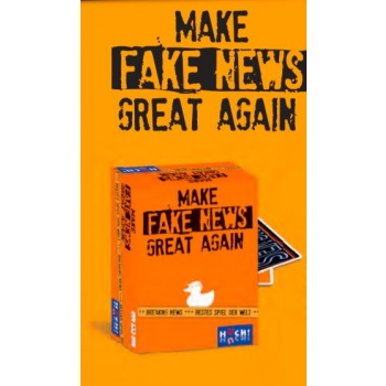 Make Fake News Great Again - DE