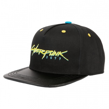 Cyberpunk 2077 Logo Snap Back Hat