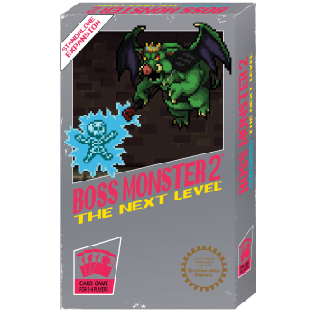 Boss Monster 2: The Next Level - EN
