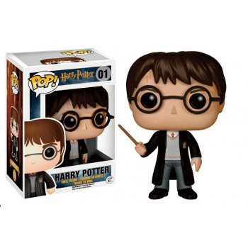 Funko POP! Movies Harry Potter - Harry Potter Vinyl Figure 10cm