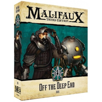 Malifaux 3rd Edition - Off the Deep End - EN