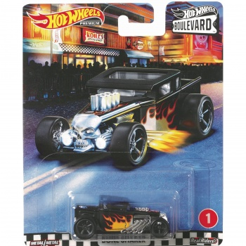 Hot Wheels Premium Car Boulevard Assortment (10)