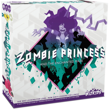Zombie Princess and the Enchanted Maze - EN