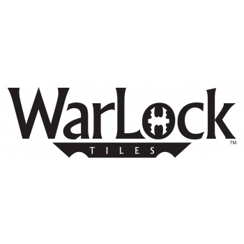 WarLock Tiles: Caverns Accessory - Mushrooms & Pools