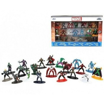 Marvel 20-Pack Nanofigs, Wave 4