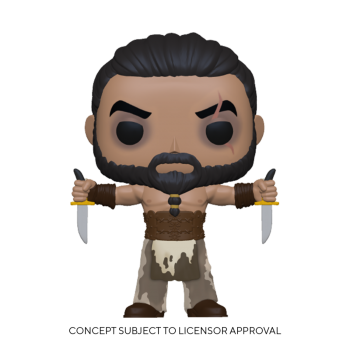 Funko POP! Game of Thrones - Khal Drogo w/Daggers Vinyl Figure 10cm