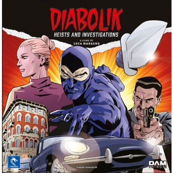 Diabolik - Heists and Investigations - EN