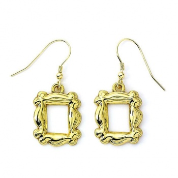 Friends - Dangle earrings frame