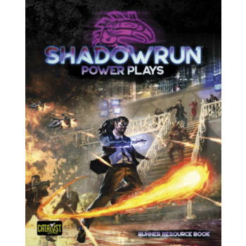 Shadowrun Power Plays - EN