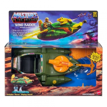 Masters of the Universe Origins Wind Raider