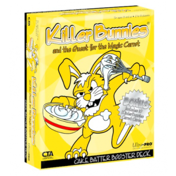 Killer Bunnies Cake Batter - EN